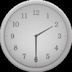 Pixabay Standard Clock